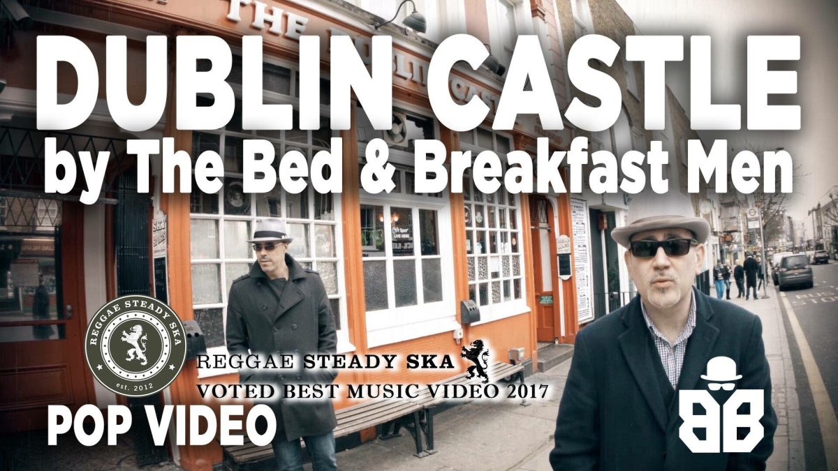 'Dublin Castle' Voted Best Music Video 2017!